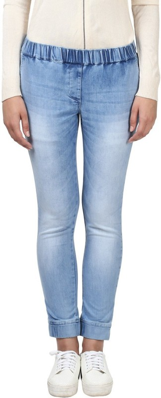 Park Avenue Regular Women Blue Jeans