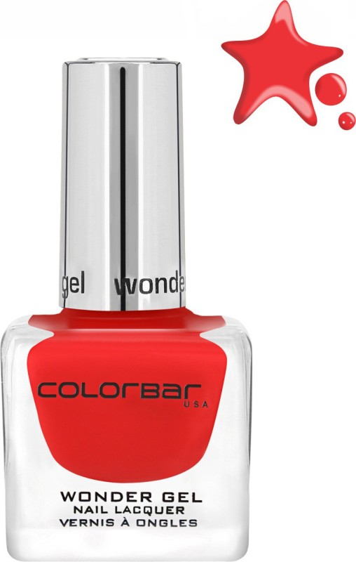Colorbar WONDER GEL NAIL LACQUER HEY GORGEOUS(12 ml)