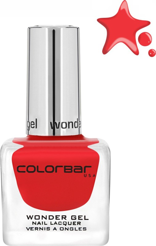 Colorbar WONDER GEL NAIL LACQUER DAYLIGHT RED