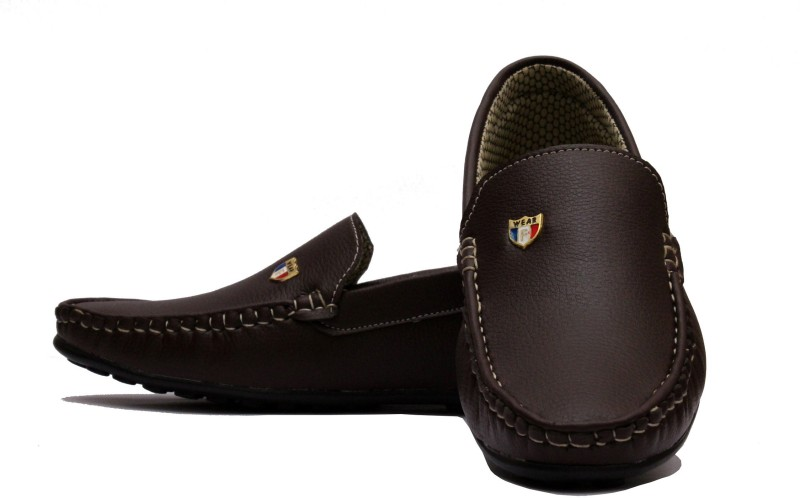 ADOLF Loafers For Men(Brown)