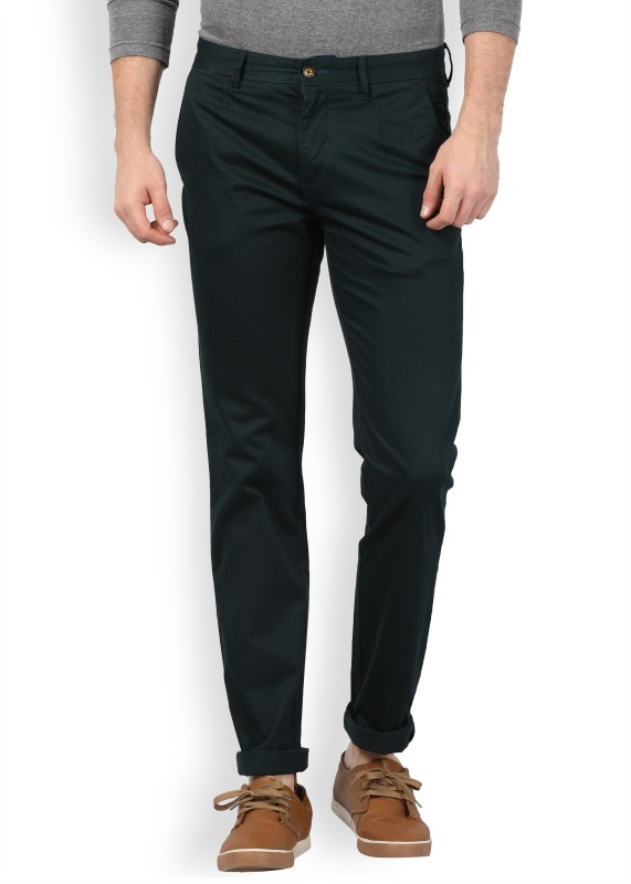 Flipkart - Men's Trousers Van Heusen, Allen Solly...
