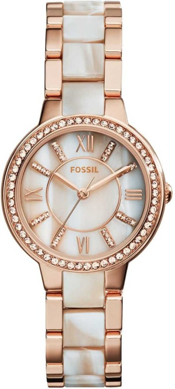 Fossil ES3716I VIRGINIA Analog Watch - For Women