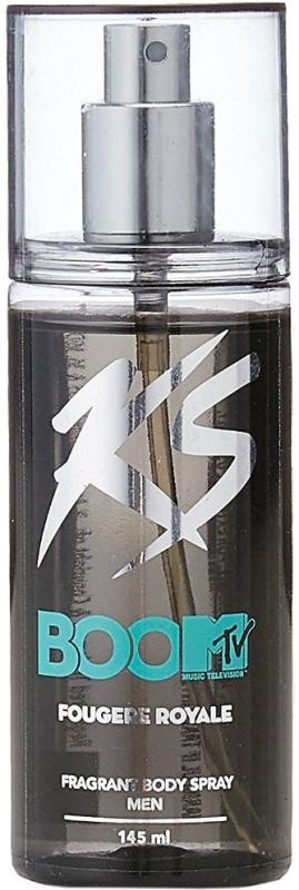 KamaSutra MTV Boom Body Spray - For Men(145 ml)