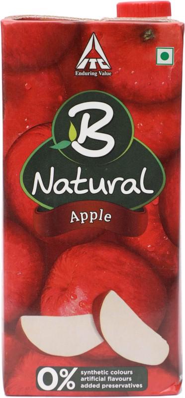 B Natural Apple Juice 1 L