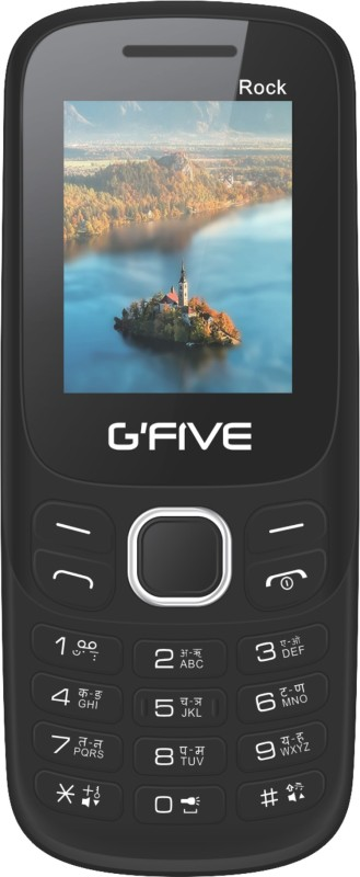 Gfive ROCK(Black & Yellow)