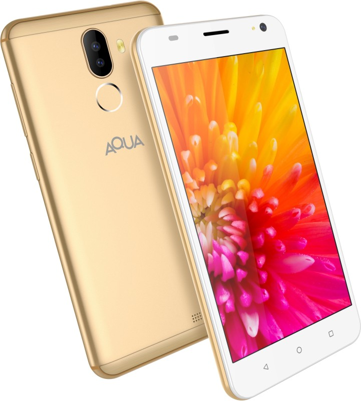 Aqua JAZZ (Gold, 16 GB)(1 GB RAM)