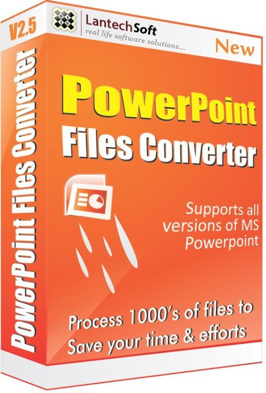 Lantech Soft PowerPoint Files Converter(3)