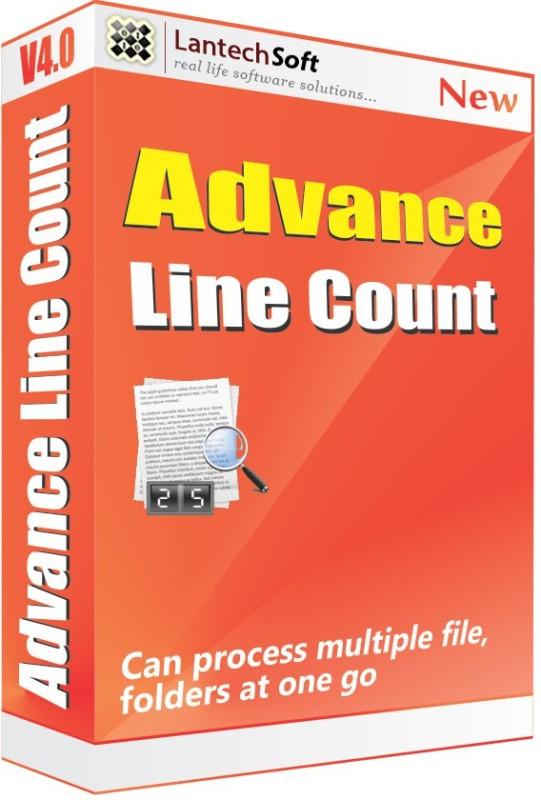 Lantech Soft Advance Line Count Software(3)