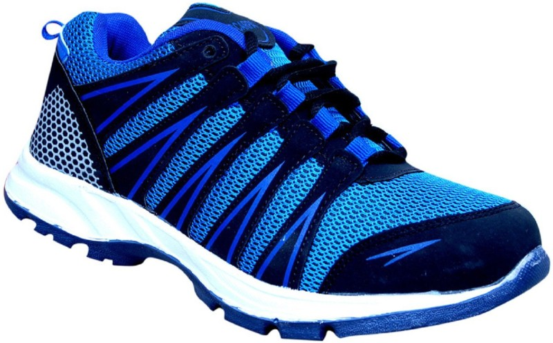 The Scarpa Shoes HFPOLOBLK Running Shoes For Men(Navy)