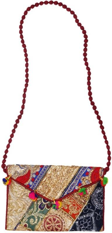 Muren Multicolor Sling Bag