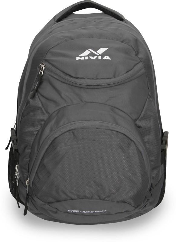 Nivia Granite-5 22 L Backpack(Grey)