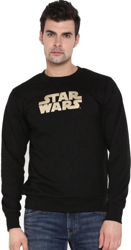 Kook N Keech Star Wars Full Sleeve Printed Men Sweatshirt