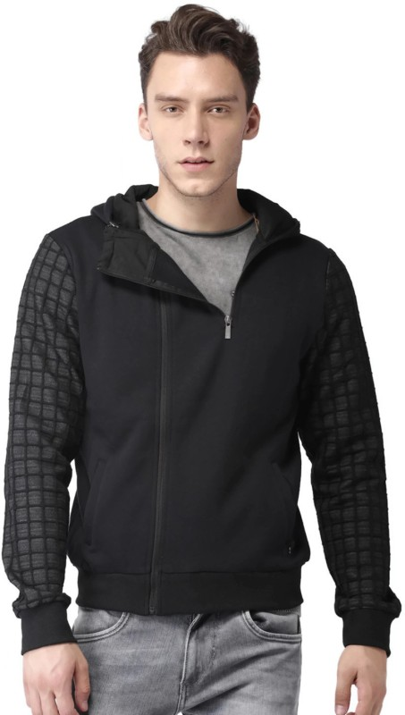 Mast & Harbour Full Sleeve Solid Men Sweatshirt