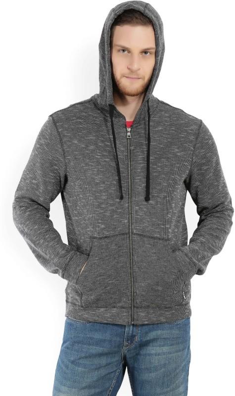GAS Full Sleeve Solid Mens Sweatshirt