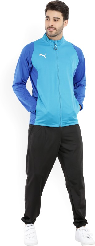 Puma Abraham Solid Men's Track Suit