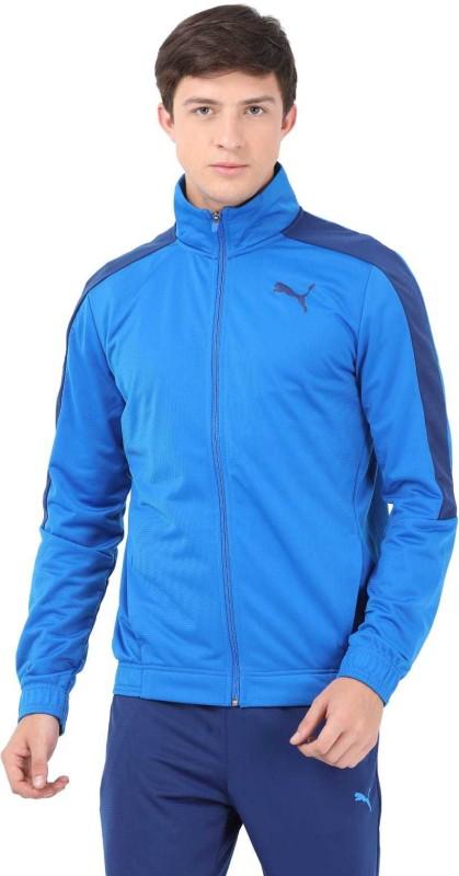 Puma Solid Men Track Suit