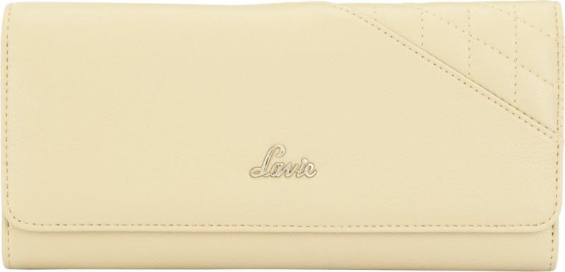 Lavie Women Brown Artificial Leather Wallet(12 Card Slots)