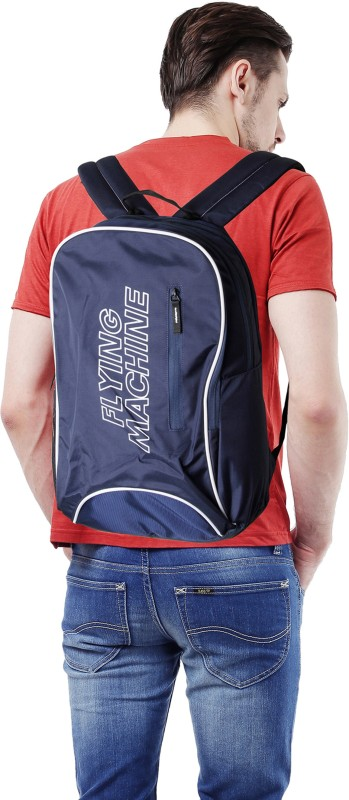 377f6636b8 Flying Machine FMLO8134 18 L Backpack(Blue)