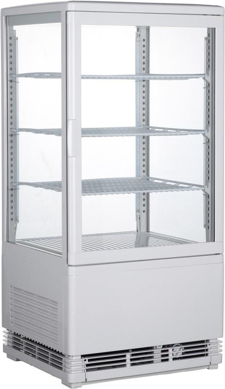 shiva SKEPL-RCD-C68L-REF Shiva 68 L Compact Refrigerator(Silver)