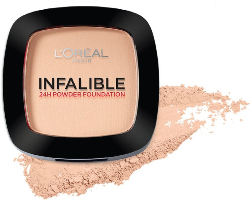 LOreal Paris Infallible 24H Compact - 9 g(Sand Beige 160)