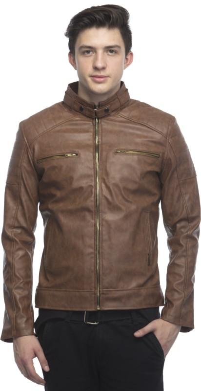 Kimbley Full Sleeve Solid Men's Jacket