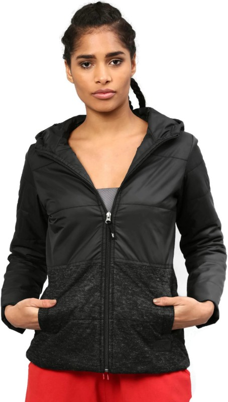 HRX by Hrithik Roshan Full Sleeve Solid Women Jacket