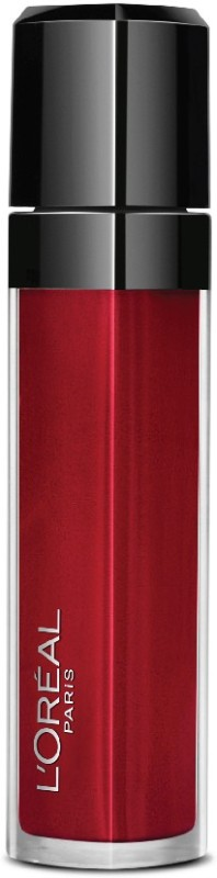 LOreal Paris Infallible Mega Gloss(8 ml, Alerte Rouge - 106)