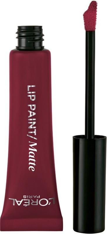 LOreal Paris Infallible Lip Paints Matte(8 g, Apocalyps Red)