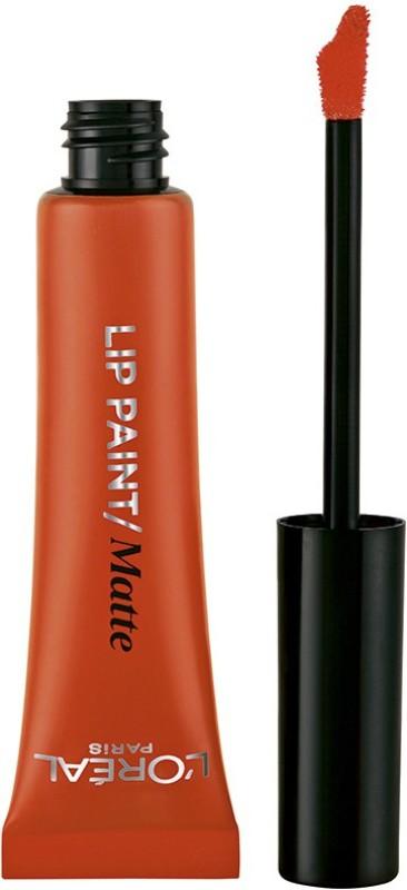LOreal Paris Infallible Lip Paints Matte(8 ml, Tangerine Vertigo)