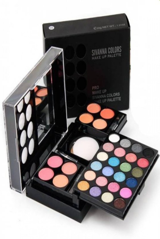 Sivanna colors pro Make up Palette (2)