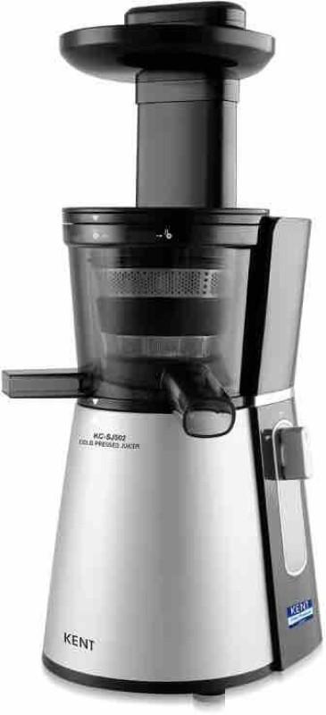 Kent kc-sj502 250 Juicer(black and silver grey, 2 Jars)