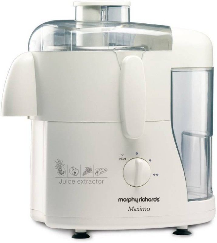 Morphy Richards extractor 450 Juicer Mixer Grinder(White, 1 Jar)