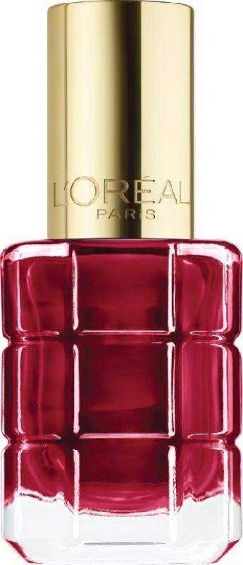 LOreal Paris LHuile Nailpaints Rouge Sauvage 550