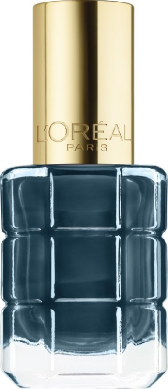 LOreal Paris LHuile Nailpaints Cobalt Indecent 670
