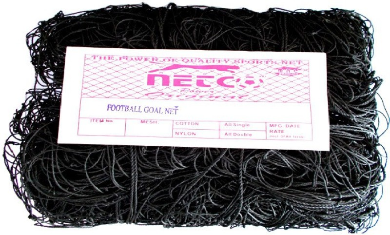 Netco Power Football Net F0800 Football Net(Black)