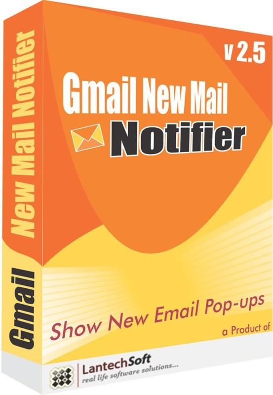 Lantech Soft Gmail New Mail Notifier(3)