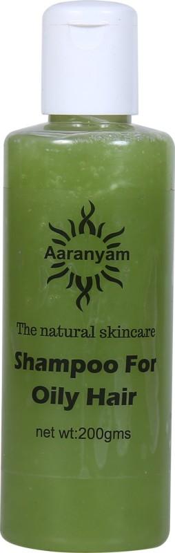 AARANYAM Natural Shampoo For Oily Hair(200 ml)