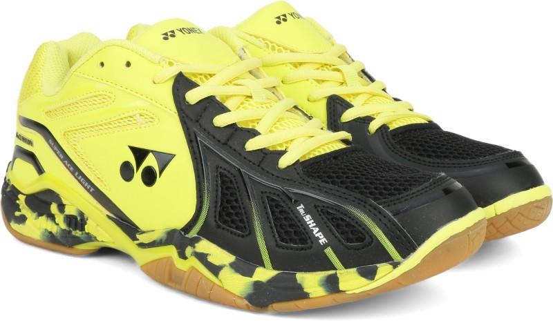 Yonex SUPERACELT Badminton Shoes For Men(Yellow)