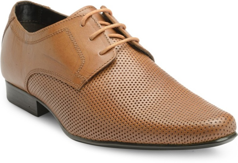 FRANCO LEONE 15058 Derby For Men(Brown)