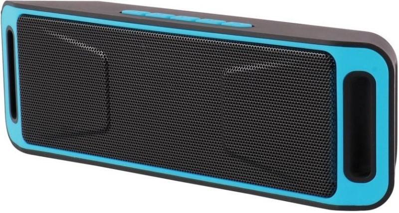 VibeX ® Portable Bluetooth Wireless Stereo Speaker with Enhanced Bass Support Handsfree Calling Bluetooth Speaker(Black, Purple, Mono Channel)
