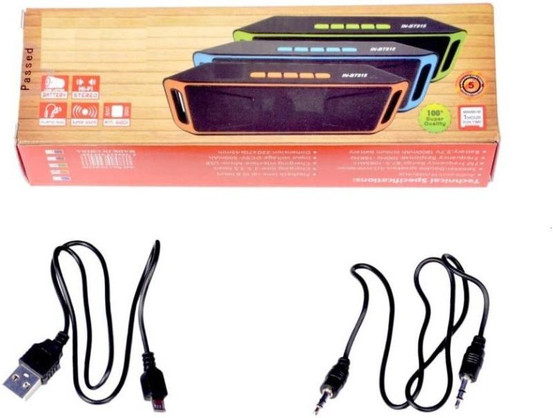VibeX ® Bluetooth Speakers, Tronsmart Dual-Driver Long Playtime 360 Degree Surround Sound Portable Wireless Bluetooth Speaker(Blue, Black, Mono Channel)