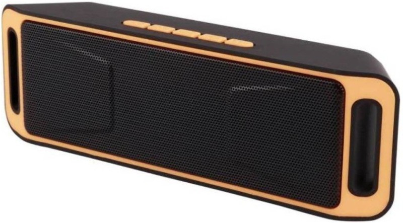 VibeX ™ Bluetooth Music Speaker Portable Multifunctional Muisc Player / Hands-free with TF Card and USB Charging Bluetooth Speaker(Black, Orange, Mono Channel)