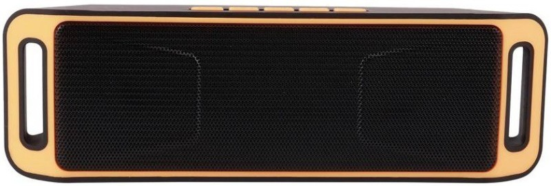 VibeX ™ Hi-Fi Portable Bluetooth Speaker with Super Bass,Loud Volume,Long Battery Life,Support Micro-SD Card and Handsfree Calling,Sensitive Bluetooth Home Audio Speaker(Multicolor, Mono Channel)