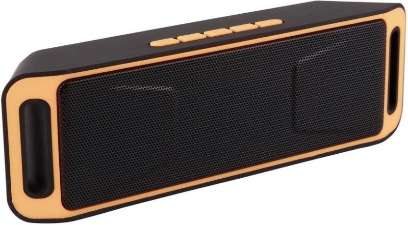 VibeX ® Portable Wireless Bluetooth Speaker with Built-in-Mic,Handsfree Call,AUX Line,TF Card,HD Sound and Bass Bluetooth Speaker(Multicolor, Mono Channel)