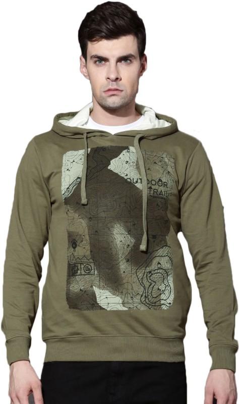 Roadster Full Sleeve Printed Men Sweatshirt