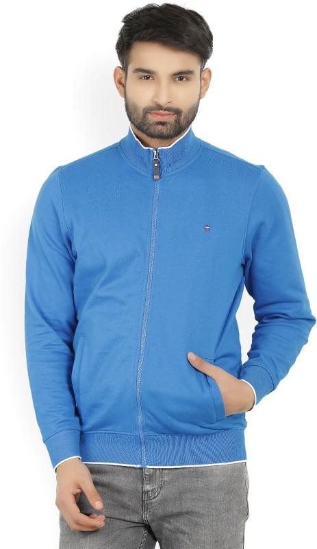 LP Louis Philippe Half Sleeve Solid Mens Sweatshirt