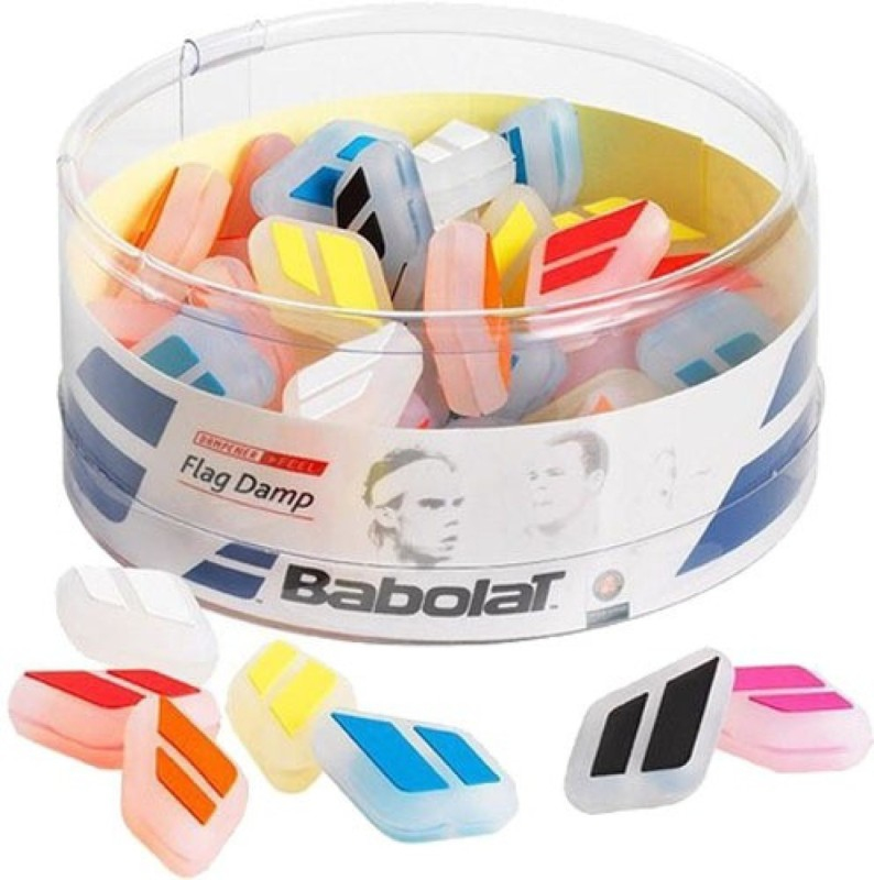 Babolat FLAG DAMP X 50(Multicolor, Pack of 50)