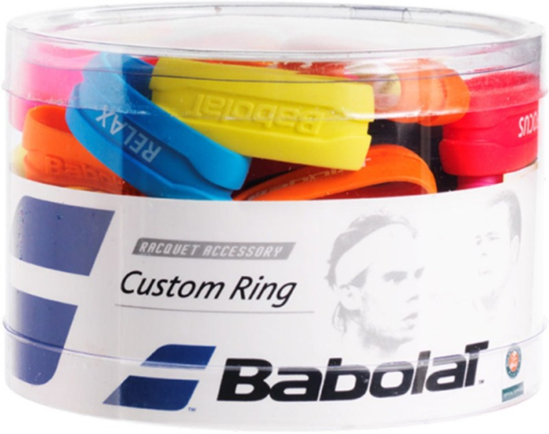 Babolat CUSTOM RING BOX X 60(Multicolor, Pack of 60)