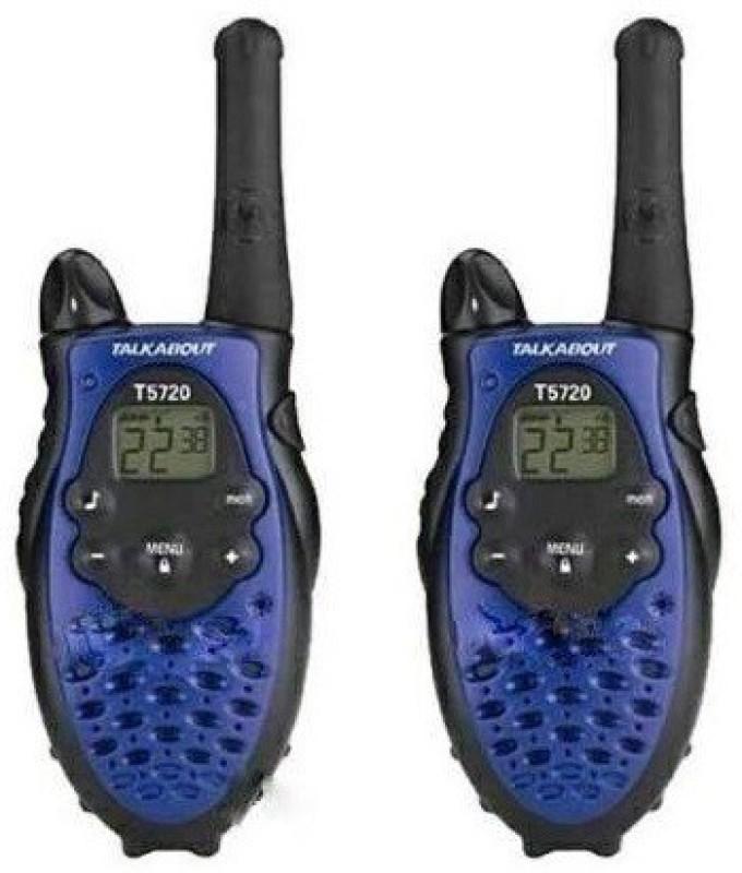 EyeVisionPro Motorola Talkabout T-5720 Two Wey Walkie Talkie(Blue/Black)