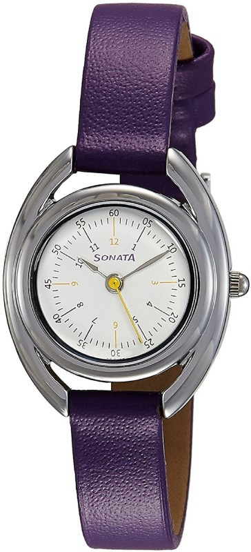 Sonata 8960SL02 Analog Watch - For Women